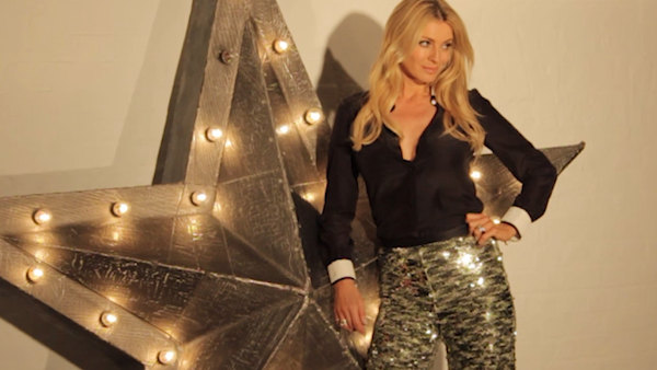 At Home with Tess Daly